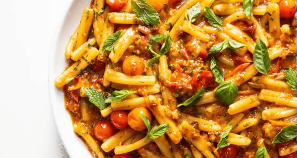 Survival Food List - Shelf Stable Pasta Long Term
