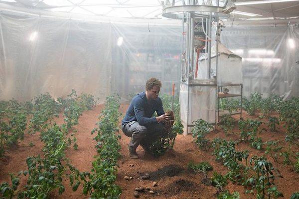 The Martian Survival Gardening