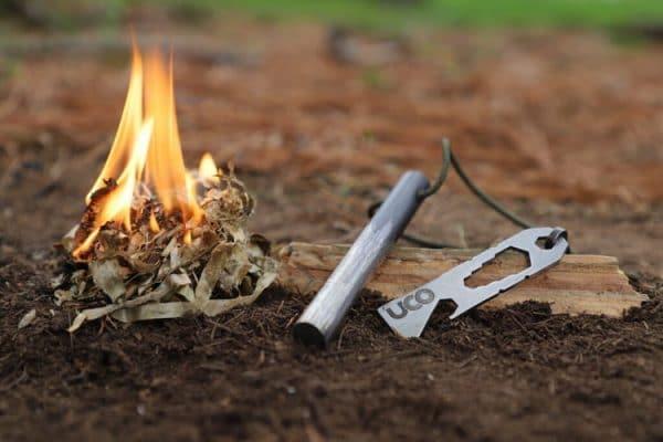 Ferro Rods for Firestarters
