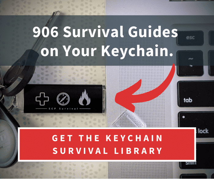 Keychain Survival Library Sticky Sidebar