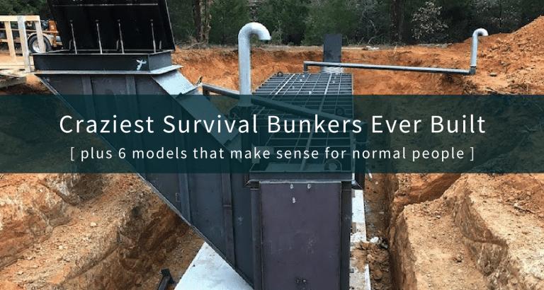 Luxury Survival Bunkers
