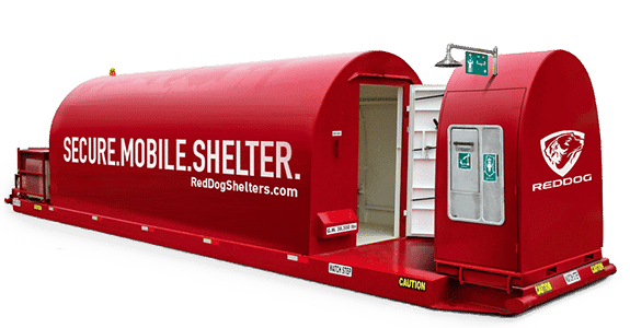 Red Dog Shelters and Safe Rooms